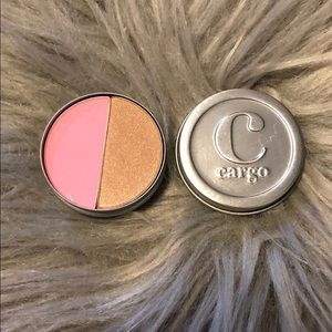 Cargo bronze and blush